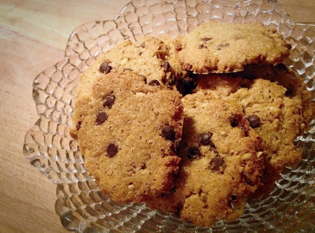 fodmap diät rezept cookies